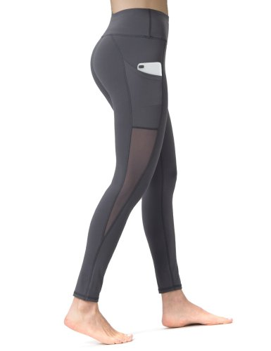 Mesh full length Yoga Pants