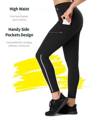 Workout Sauna Yoga Pants