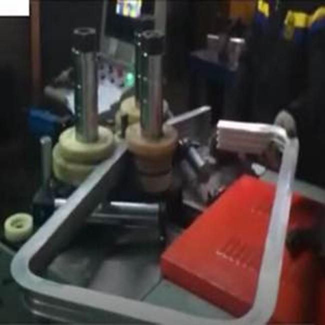 数控金属铝型材弯框机