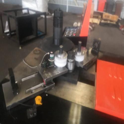 金属圆环滚压成型机