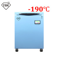 -190C Freezing TBK-588 Frozen Separator Instruments LCD Touch Screen Separating Machine For smasung S6 S7 S8 edge