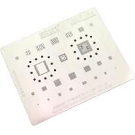 MSM8998 RAM/CPU For LG V30/H930DS PMIC POWER AUDIO WIFI IC CHIP BGA TIN Reballing Stencil Solder Template