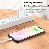 20w 18w Pd Usb C Charger For Iphone 12 Pro Max 11 Xs Xr Fast Charger Type C Qc 3.0 On Xiaomi Quick Charging Mobile Phone Charger