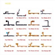 Power On Off Button Volume Switch Key Control Flex Cable Ribbon For HuaWei Honor View 10 Mate 20 X P20 Pro Lite 8X Repair Part