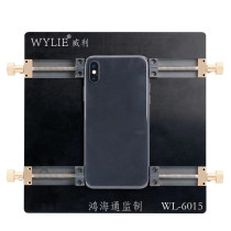 Wylie WL-6015 Back Cover Fixture Later for Mobile Phone Fixed Molds with Glass