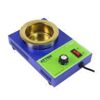 200W/250W Solder Pot 50mm/80mm 480 Degree Max stainless steel solder pot Soldering Desoldering Bath