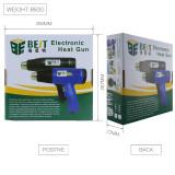 BEST 8016 Factory Gun Digital OEM 1600w Electric Portable Soldering Welding Equipment Hot Air Heat Sealing Guns Desoldering