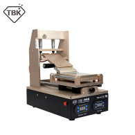 NEW TBK-318 3 in 1 Vacuum Separator + Preheater +OCA Glue Polarizer RemoverMobile Phone LCD Screen Refurbish Machine