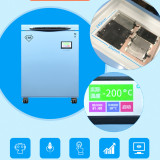 -200C TBK-588A Freezing For Mobile Phone Repair Frozen Separator Instruments LCD Touch Screen Separating Machine