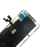 Hard and soft OLED screen for iphone x xr xs max 11 pro max screen replacement