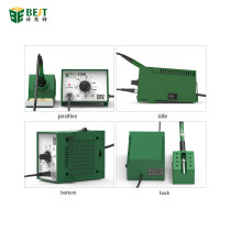 BEST 936B 110v/220V Anti-static SMD Desolder Welding Station, ESD Temperature Controlled Automatic Soldering Iron
