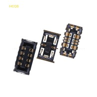 5pcs Inner Battery FPC Connector For XiaoMi Mi 5X A1 A2 6X Redmi Plus 6 6A Note 4 4X 5 5A 7 Pro On Mainboard