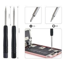 BST-588 special disassemble for iphone 4 5 6 7 8 repair tools / opening tool