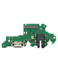 Charging Port Connector Board Parts Flex Cable With Microphone Mic For HuaWei P Smart Pro Z S 2019 2018