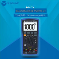 SUNSHINE DT-17N high precision lcd display Digital Multimeter 35/6 automatic instrument AC DC voltage current resistance measure