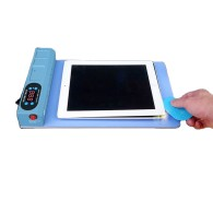 SUNSHINE S-918E Blue For iPhone iPad LCD Screen Splitter Heating Stage Pad Separator Tool