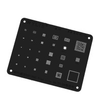 WL-59 WCN3615 BQ24296M PMI8952 PM8956 WCN3680B WTR2965 TPS65132A0 CPU Power IC Chip BGA Reballing Stencil for OPPO R9S R9P VIVO