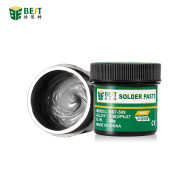 BEST-506 50g Sn63Pb37 Silver Soldering Tin Solder Paste for Electronics