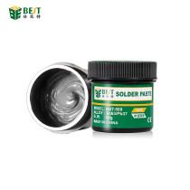 BEST-506 50g Sn63Pb37 Silver Soldering Tin Solder Paste for Electronics