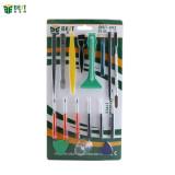 BEST-602 17 in 1 Screwdriver Spudgers Mobile Phone Opening Repairing Tools Kit for Smart Phones iPhone