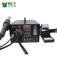 BEST 968 Professional Production 450w PCB Bga Rework Station