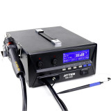 ATTEN MS-900 4-in-1 Desoldering gun tweezers Soldering Stations + Hot air desoldering station Rework Station