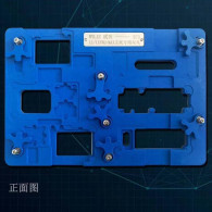 Wylie B75 X XS XSMAX 11 11PRO MAX Motherboard PCB Fixture For iphone