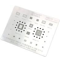 PM8150A PM8150 AFEM-9070 77661-11 SM8150 CPU/RAM SDR8150 For LG V50/SAMSUNG S10/XIAOMI9/IQOO PMU IC CHIP BGA Reballing STENCIL