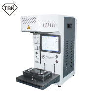 TBK-958A 20W Laser Cutting Machine for iPhone Back Glass Remover LCD Frame Repair Laser Separating Engraving Machine