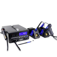 ATTEN MS-900 4-in-1 Desoldering gun tweezers Soldering Stations + Hot air desoldering station Rework Station
