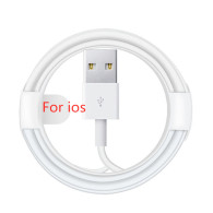 3m 2m 1m USB Charging Data Cable for iPhone 6S 6 7 8 Plus X XR XS 11 Pro Max SE 5S 5C 5 iPad mini Air Fast Charger USB Cables B