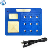 WYLIE K88 Universal NAND PICE Glue Removal Platform Constant Temperature IC Chip preheater platform for A8 A9 A10 A11 A12