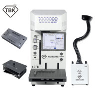 Auto TBK958A DIY printer CNC Engraving LCD Laser Repair Machine For iPhone 11 X XS XSMax 8 8+ Back cover separater