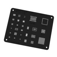 Wylie For Iphone 6 Plus 6P A8 Baseband CPU RAM Nand USB Charger WiFi U2 Power PMIC IC Chip U1700 1610A2 BGA Reballing Stencil