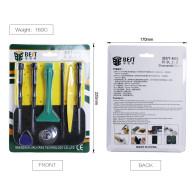 Mobile Phone Repair Kit Spudger Pry Opening Tool Screwdriver for iPhone X 8 7 6S 6 Plus Hand Tools Set