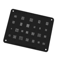 WL-54 HI6361 HI6421 HI6333P MT6165V MT6328V MT6351V HI6555 HI6553 IH6522 MT6339V MT6332P MT6320V IC Chip BGA Reballing Stencil