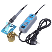 SS-928D 65W Intelligence Led Digitai Display Thermostat Electric Iron Soldering station Repair Welding Tool Kit
