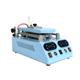 Genuine TBK 268 Separator Machine Automatic LCD Bezel Heating For Flat Curved Screen Glass Middle Frame Separat