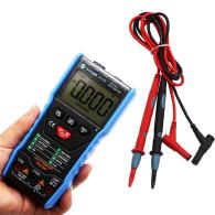 SUNSHINE DT-19N Mini Smart Range Phone Repair AC DC Resistance Tester Digital Multimeter Mobile