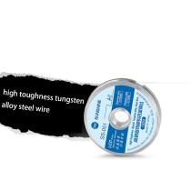 Sunshine SS-051 LCD Screen Separation Wire Ultrafine 0.03MM Cutting Steel Wirehigh toughness spacial tungsten alloy steel wire
