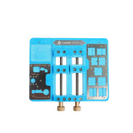 Sunshine SS-601J Phone Universal Fixture PCIE NAND CPU For iPhone XS/X/8/7/6S/6 Fingerprint Repair PCB Holder Motherboa fixture