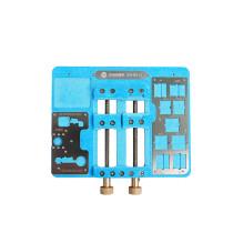 Sunshine SS-601J Phone Universal Fixture PCIE NAND CPU For iPhone XS/X/8/7/6S/6 Fingerprint Repair PCB Holder Motherboa fixture