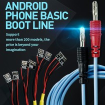 SS-908B SS-905F SS-905D Basic Boot Line mbile phone lcd testing repair Power Test Cable
