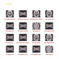 Earpiece Receiver Front Top Ear Speaker Repair Parts For HuaWei Honor View 20 8X 8C 10i 10 9 9i 8A 8 Pro Lite