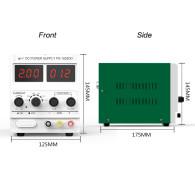New design BEST 1502DD 15V DC Battery Backup Power Supply for Mobile Phone Repairing