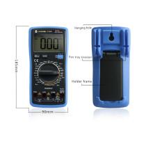 Sunshine DT-890N Meter Handheld LCD Screen Multimeter Digital MultiMeter Intelligent Voltage Current Test