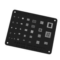 WL-60 PM670A HI6421 SDR845 SDM845 BCM43596 PM845 HI6423 WCN9341 PM670 Power AUDIO BT IF IC Chip BGA Reballing Stencil