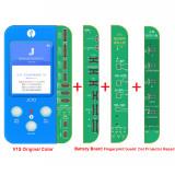 JC V1S LCD True Tone Programmer Phone 7 7P 8 X XS 11 Pro MAX Battery Fingerprint SN Reader Dot Matrix for X-12ProMAX
