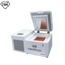 Professional -185c tbk-578 freezing instruments LCD touch screen separating machine frozen separator mass electric tools