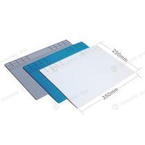 Sunshine SS-004A Heat-resistant BGA Work Pad Solder Rework Silicone Heat Gun Maintenance Platform mat